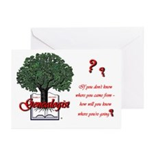 Where You're Going Greeting Cards (Pk of 10)