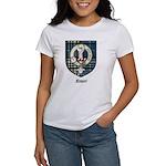 Napier Clan Crest Tartan Women's T-Shirt