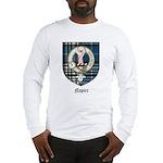 Napier Clan Crest Tartan Long Sleeve T-Shirt