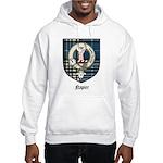 Napier Clan Crest Tartan Hooded Sweatshirt