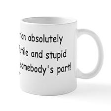 animal house stupid gesturedbumpl Mug