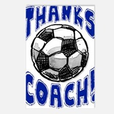ThxSoccerCoach Postcards (Package of 8)