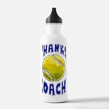 ThxTennisCoach Water Bottle