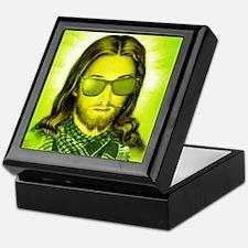 hipsterjesus Keepsake Box