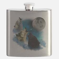 New Wolfs moon 2 Flask