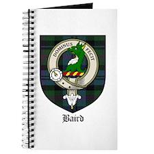 Nesbitt Clan Crest Tartan Journal