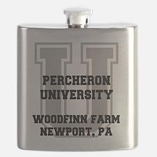 percheronuhat(woodfinnfarms) Flask