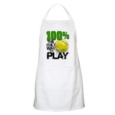 100PercentTennisCard Apron