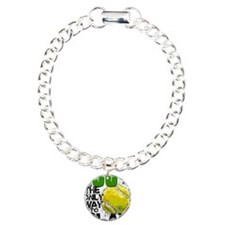 100PercentTennisCard Bracelet