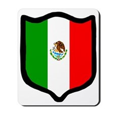 Mexico Revised Mousepad