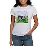 Harlequin Great Dane Duo Women's T-Shirt