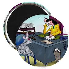 7355_insurance_cartoon Magnet