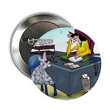 """7355_insurance_cartoon 2.25"""" Button"""