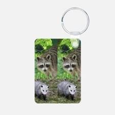 Ra10.526x12.885(203) Aluminum Photo Keychain