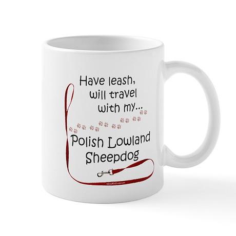 Polish Lowland Travel Mug