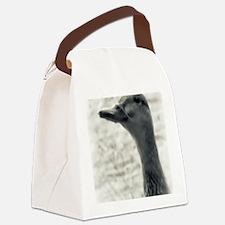 Mallard Painting Canvas Lunch Bag