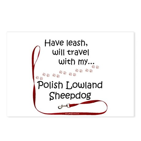 Polish Lowland Travel Postcards (Package of 8)