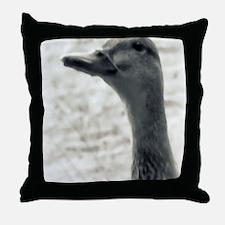 Mallard Painting Throw Pillow