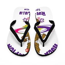 Rue Au HulaShirt Flip Flops