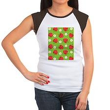 flipflops4 Women's Cap Sleeve T-Shirt