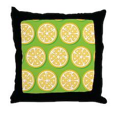 flipflops2 Throw Pillow