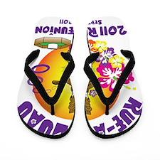 Rue Luau WasherShirt Flip Flops