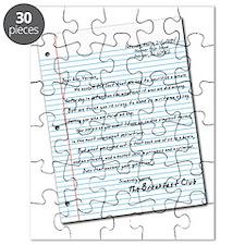 lettertilted Puzzle