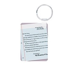letter23x35 Keychains