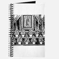 Guadalupe Altar - Posada Wood Journal