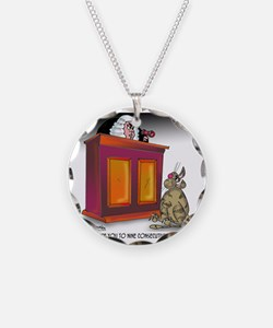2994_cat_cartoon Necklace