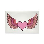 Angel's Wings Rectangle Magnet (100 pack)