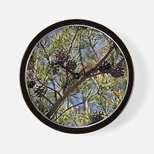 pinecone_10x10 Wall Clock