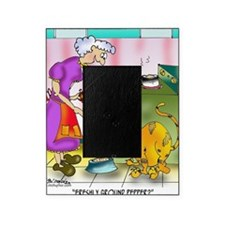 6847_cat_cartoon Picture Frame