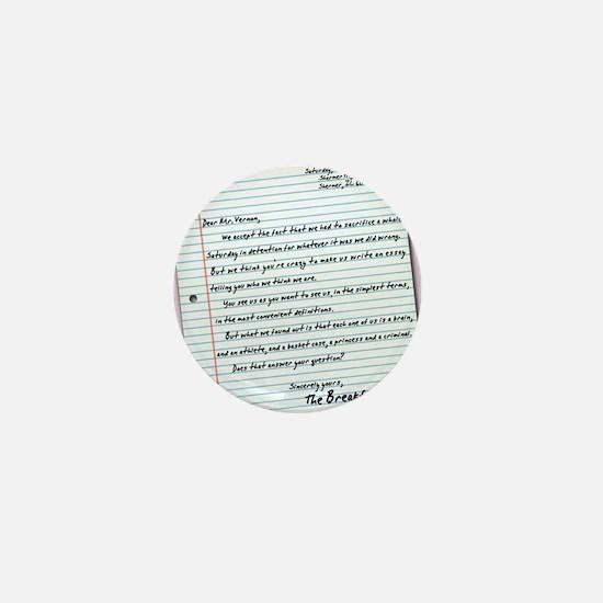 letter9x12 Mini Button