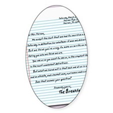 letter9x12 Decal