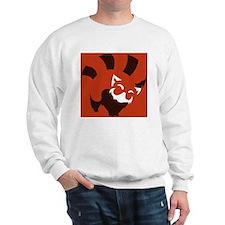 Red Panda (solid ver.) Sweatshirt