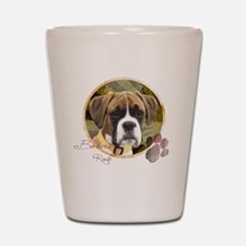 boxers_rule Shot Glass