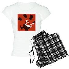 Red Panda (solid ver.) pajamas