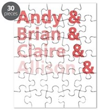 Andy brian claire light Puzzle