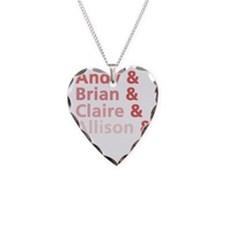 Andy brian claire light Necklace