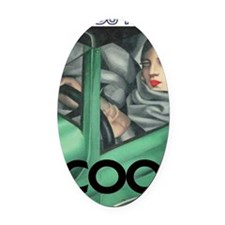 COOL = ITS ALL YOU NEED Oval Car Magnet