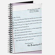 letter16x20 Journal