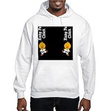 KungFuChickFlipFlopsCP Jumper Hoody