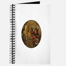 God the Father painting Guada Journal