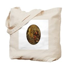 God the Father painting Guada Tote Bag