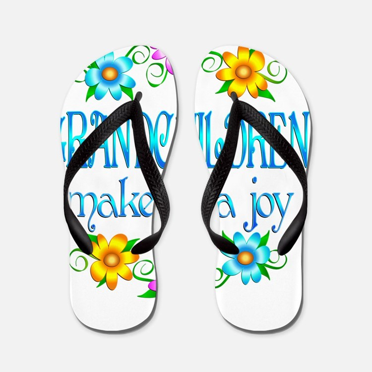 GRANDCHILDREN Flip Flops