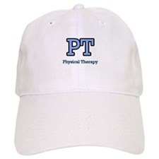 Physical Therapy Baseball Cap