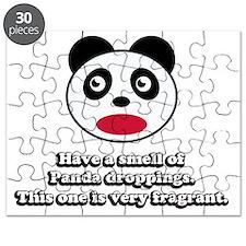 crazy panda Puzzle