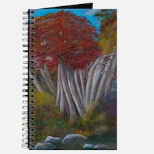 Autumn Scene Journal