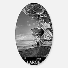 VLA-2-013-Poster Sticker (Oval)